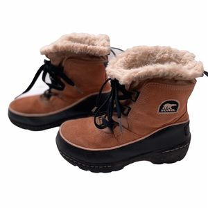 Sorel Youth Caribou Snow Boots